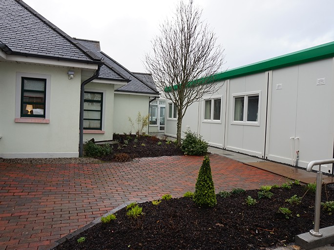 Hospice in Galway, Ireland